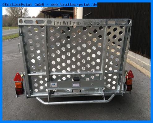 Ifor Williams - GH1054 Rampe 303x163cm 3,5t. - Bestellfahrzeug im Vorlauf