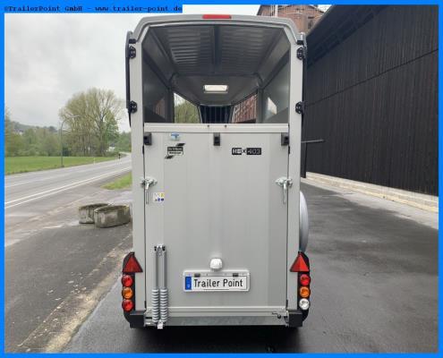 Ifor Williams - HBX403 - Bestellfahrzeug im Vorlauf