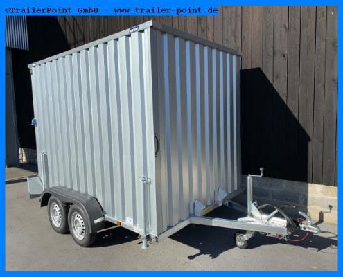 Andere - Materialcontainer Winter Sonderpreis! - Lagerfahrzeug