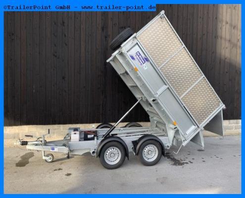 Ifor Williams - TT2515 149x246 2,7t. - Lagerfahrzeug