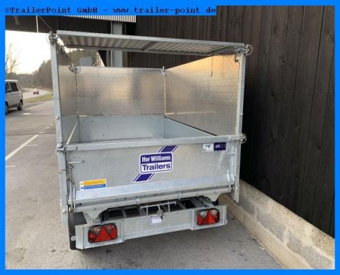 Ifor Williams - TT2515 149x246 2,7t. - Bestellfahrzeug