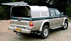 Ifor Williams  Hardtop/ Canopy
