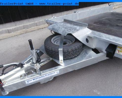 Ifor Williams GH126 Ersatzrad