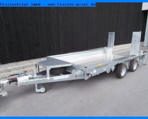 Ifor Williams GX- Serie