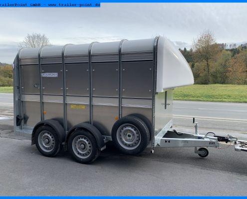 TA510G 10x6 mit klappbarem Windschott