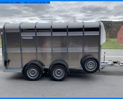 TA510G 12x6 372x178x182cm mit Windschott