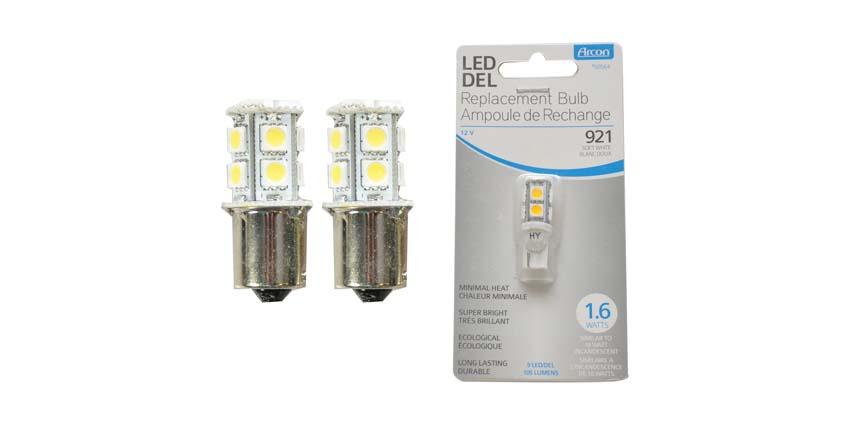 Rv Led Light Bulbs Canada