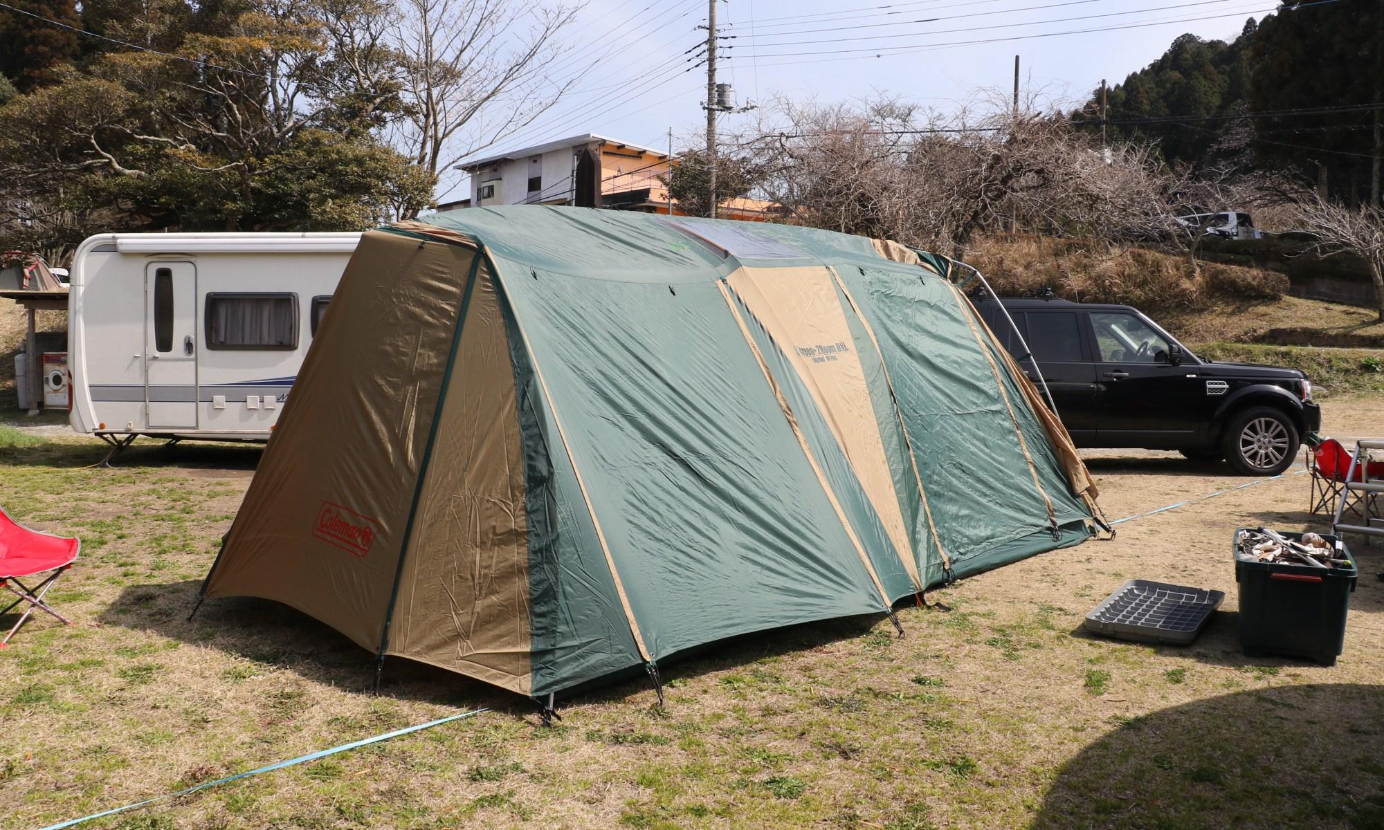 tent tent camp