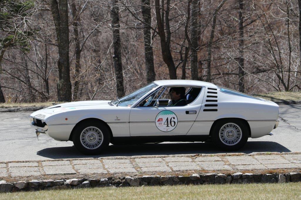 Alfa Romeo Montreal Coppa di Koumi by Disco-4@東京