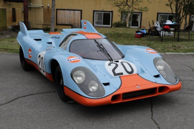 PORSCHE 917, PORSCHE, GULF-PORSCHE, GULF, LE-MANS, ポルシェ,