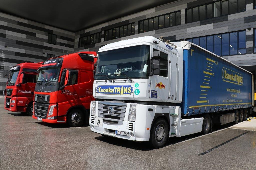 大型貨物車, 大型トラック, 大型トレーラー, ヨーロッパ, 物流,