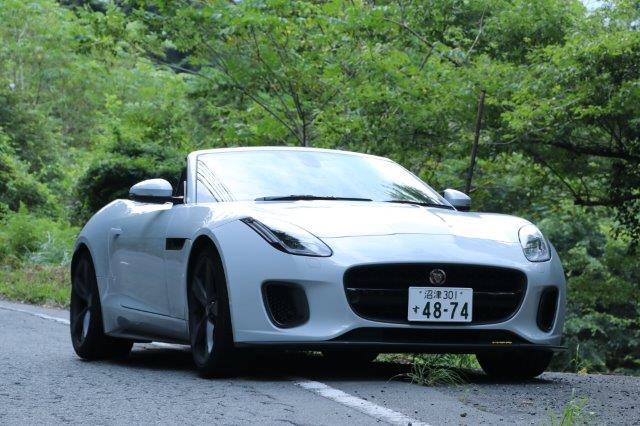 Jaguar, ジャガー, F-Type, Convertible, コンバーティブル, ジャガー・ランドローバー三島, 400馬力, 限定,