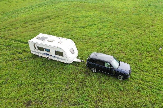 キャラバン, caravan, キャンピングトレーラー, 台風, 台風対策, 自然災害, 防災,