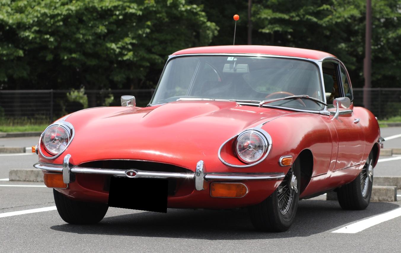 Jaguar, E-Type, ジャガー, E-タイプ, XKE,