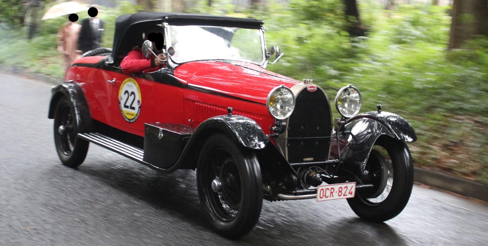 Bugatti, Bugatti T44 Torpedo, International Bugatti Meeting Japan, La Festa Mille Miglia, LFMM, T44, ブガッティ, ラフェスタミレミリア