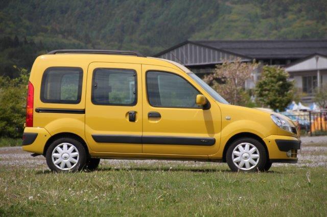 Renault, Kangoo, ルノー, カングー, first car, ファーストカー,