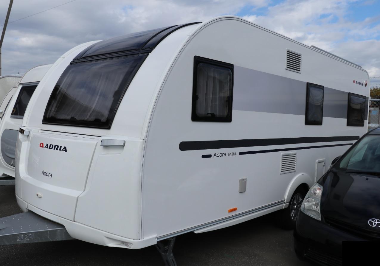 ADRIA, ADORA, アドリア, アドーラ, deltalink, デルタリンク千葉, デルタリンク, キャラバン, caravan, キャンピングトレーラー, camping trailer,