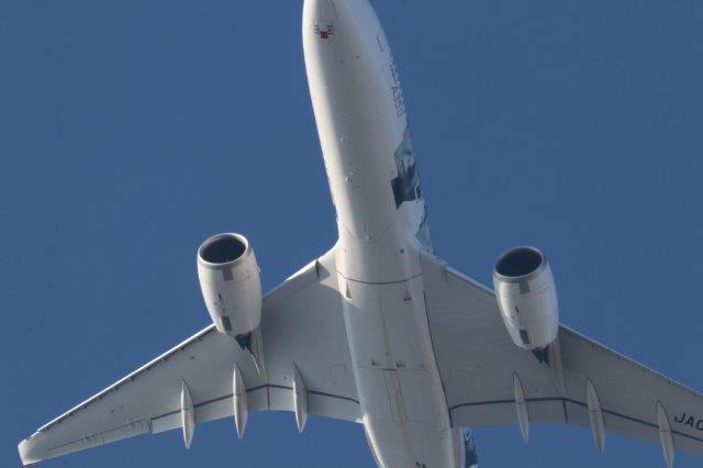 airplane, Tokyo, Haneda, new route, 800mm, super telescope lens, telescope lens, 新羽田ルート, 新ルート, 羽田, 超望遠レンズ, haneda airport, 羽田空港,