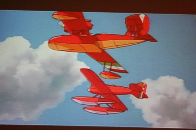 紅の豚, ジブリ, スタジオジブリ, 飛行艇, 水上飛行機, Porco Rosso, Studio Ghibli, Ghibli, 宮崎監督, 宮崎駿監督, director, Hayao Miyazaki, Miyazaki director,