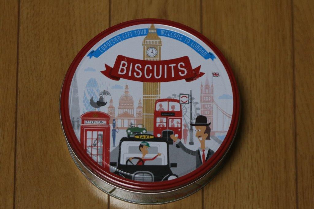 ビスケット, カン, 缶, フランス, イギリス, 英国, 仏国, biscuits, biscuit, france, england, U.K., お菓子,