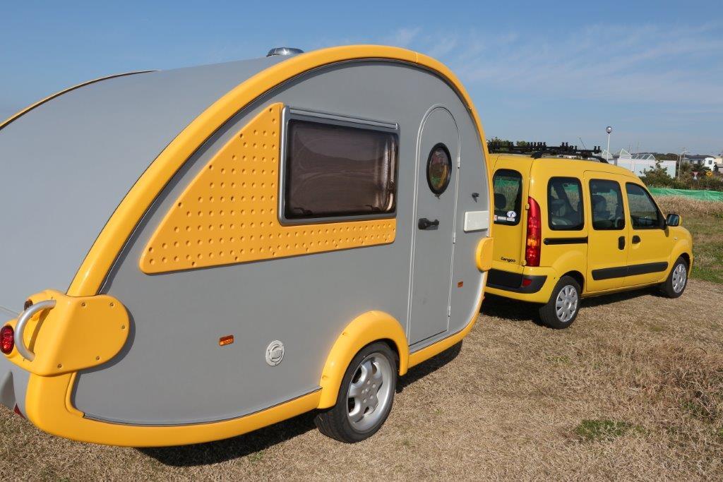 #タバート #スモールエッグ #ビッグエッグ #たまご #ダチョウのタマゴ #キャンピングトレーラー #トレーラー #キャラバン #黄色い卵 #campingtrailer #trailer #caravan #yellowegg #tabart #smallegg #bigegg #egg #ostrich #ostrichegg #yellow #yellowsmallegg