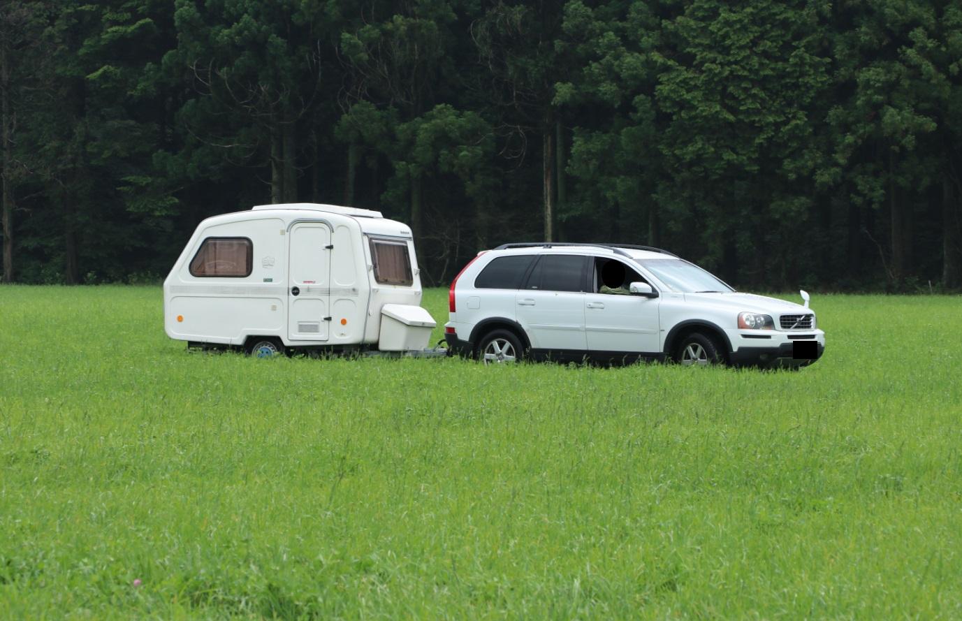 ニワドー, マイクロライト, フリーダム, キャンピングトレーラー, トレーラー, キャラバン, microlite, camping trailer, trailer, caravan, volvo, peugeot, 206sw, xc90,