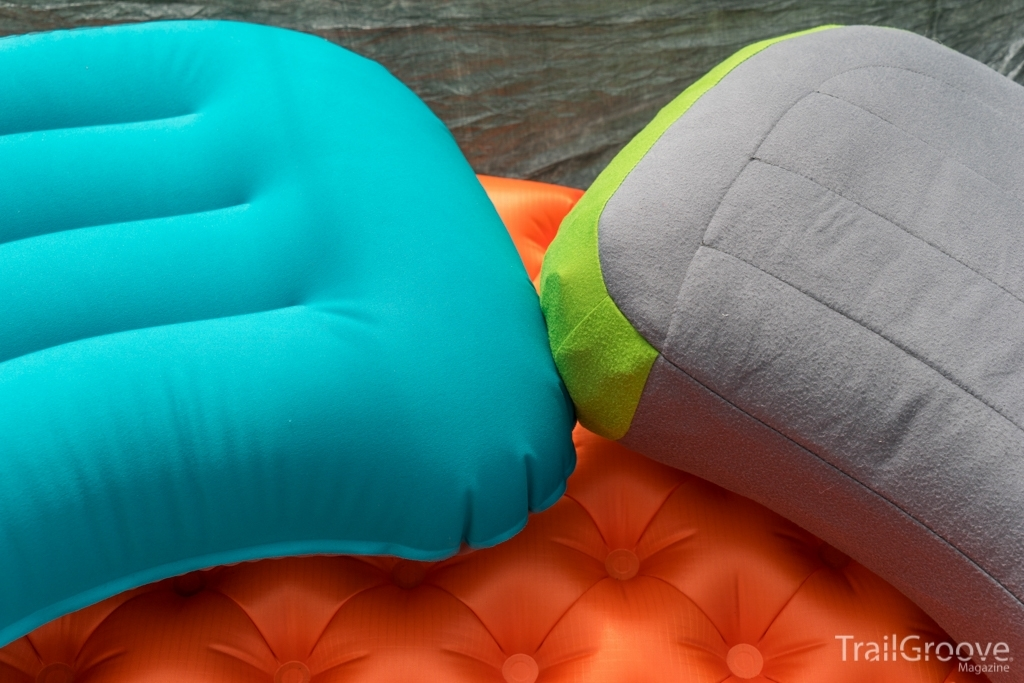 exped rem pillow and sea to summit