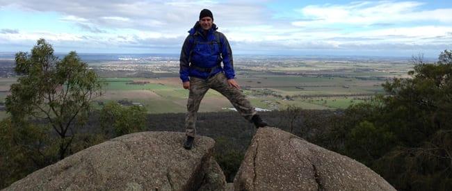 flinders-peak