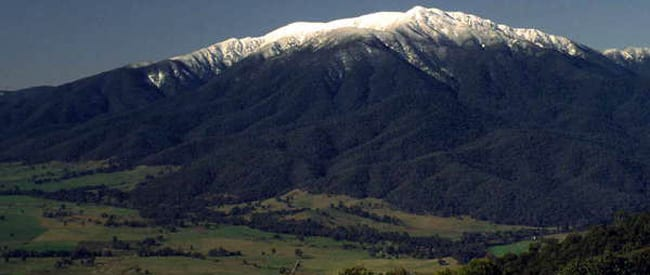 Mount Bogong - Staircase Spur (19.3km)