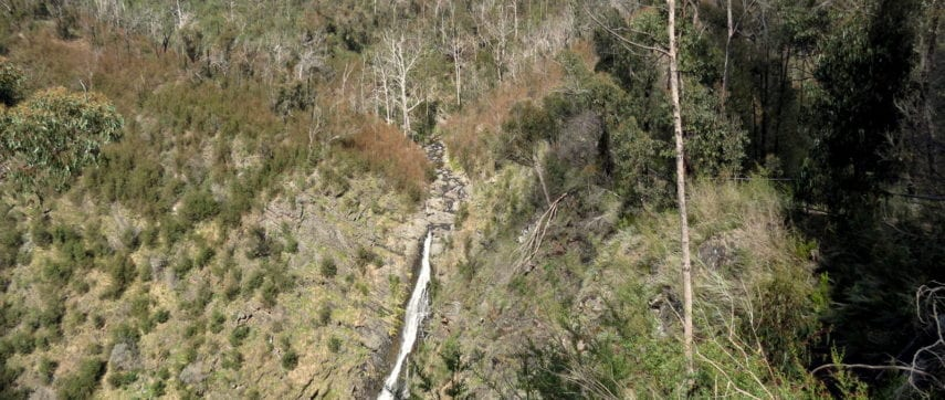 Strath Creek and Tunnel Falls (14km)