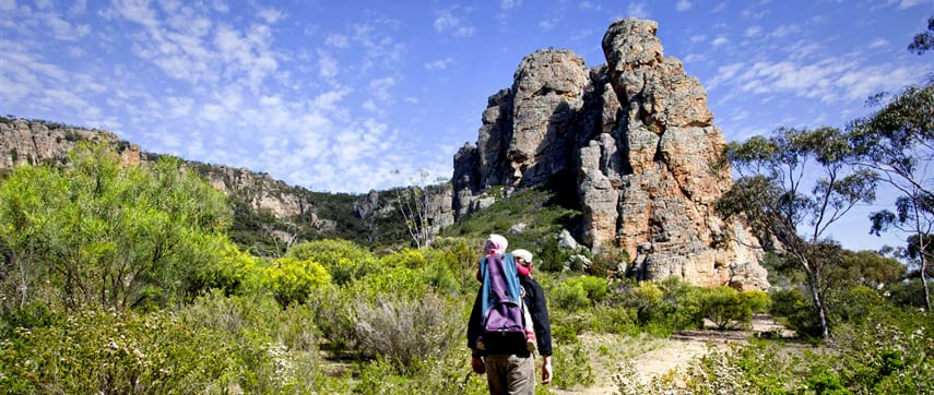 trail-hiking-australia-mount-arapiles-gully-tracks