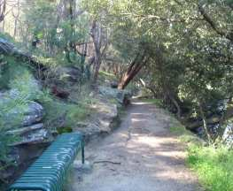 Davies Reserve to Henry Lawson Drive