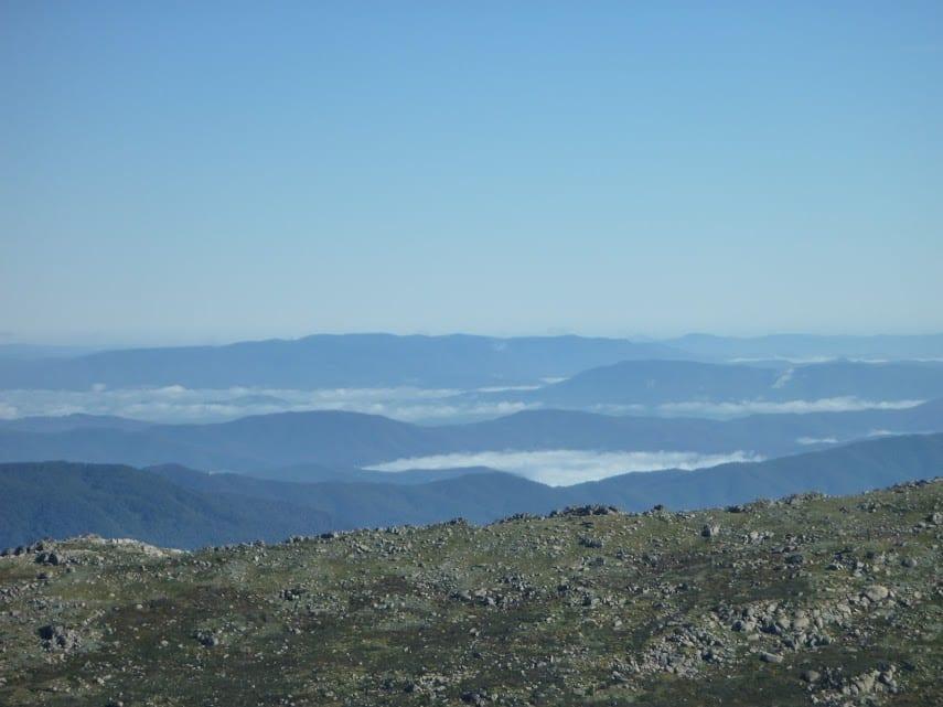 Kosciuszko walk – Thredbo to Mount Kosciuszko