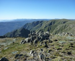 Main Range Walk – Charlotte Pass to Mount Kosciuszko