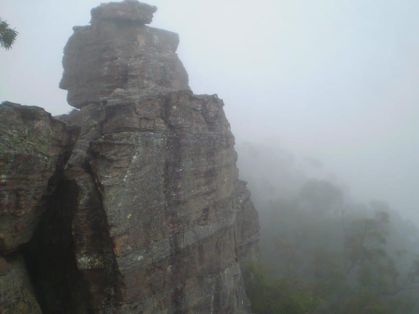 Ruined Castle Walk