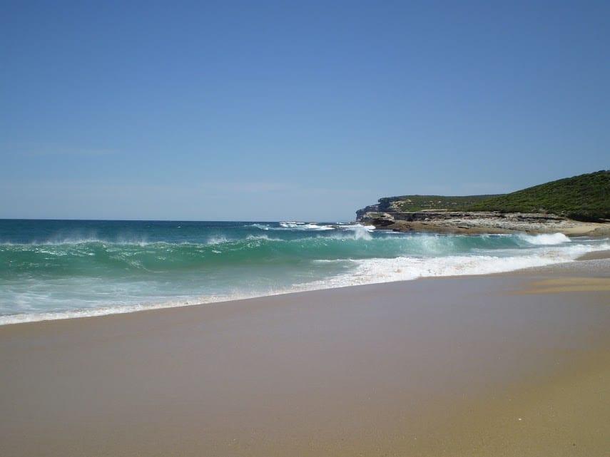 Wattamolla to Big Marley Beach