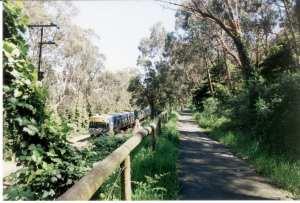 Belgrave Railway Trail