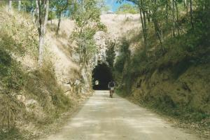 Boolboonda Railtrail & Tunnel