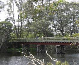 Denmark to Nornalup Rail Trail