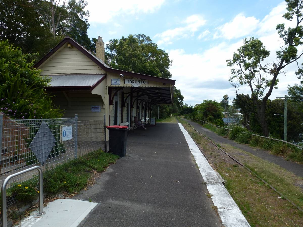 Fassifern to Toronto Rail Trail