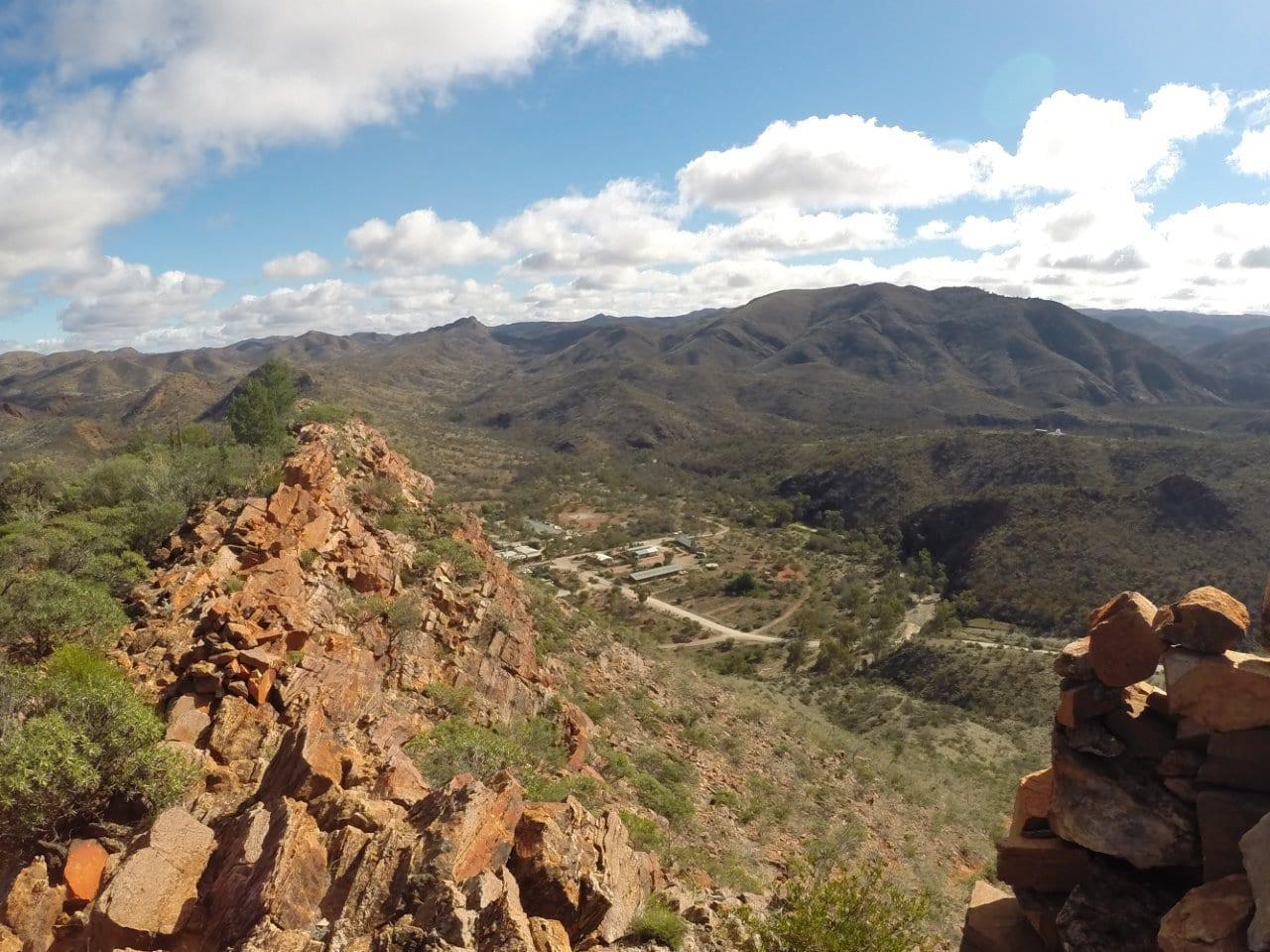 Arkaroola Walking Trails
