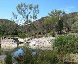 Blinman Pools Walk