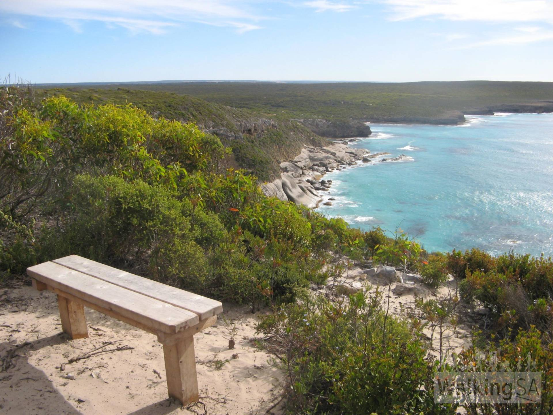 Kangaroo Island Wilderness Trail - Day 3: Sanderson Section