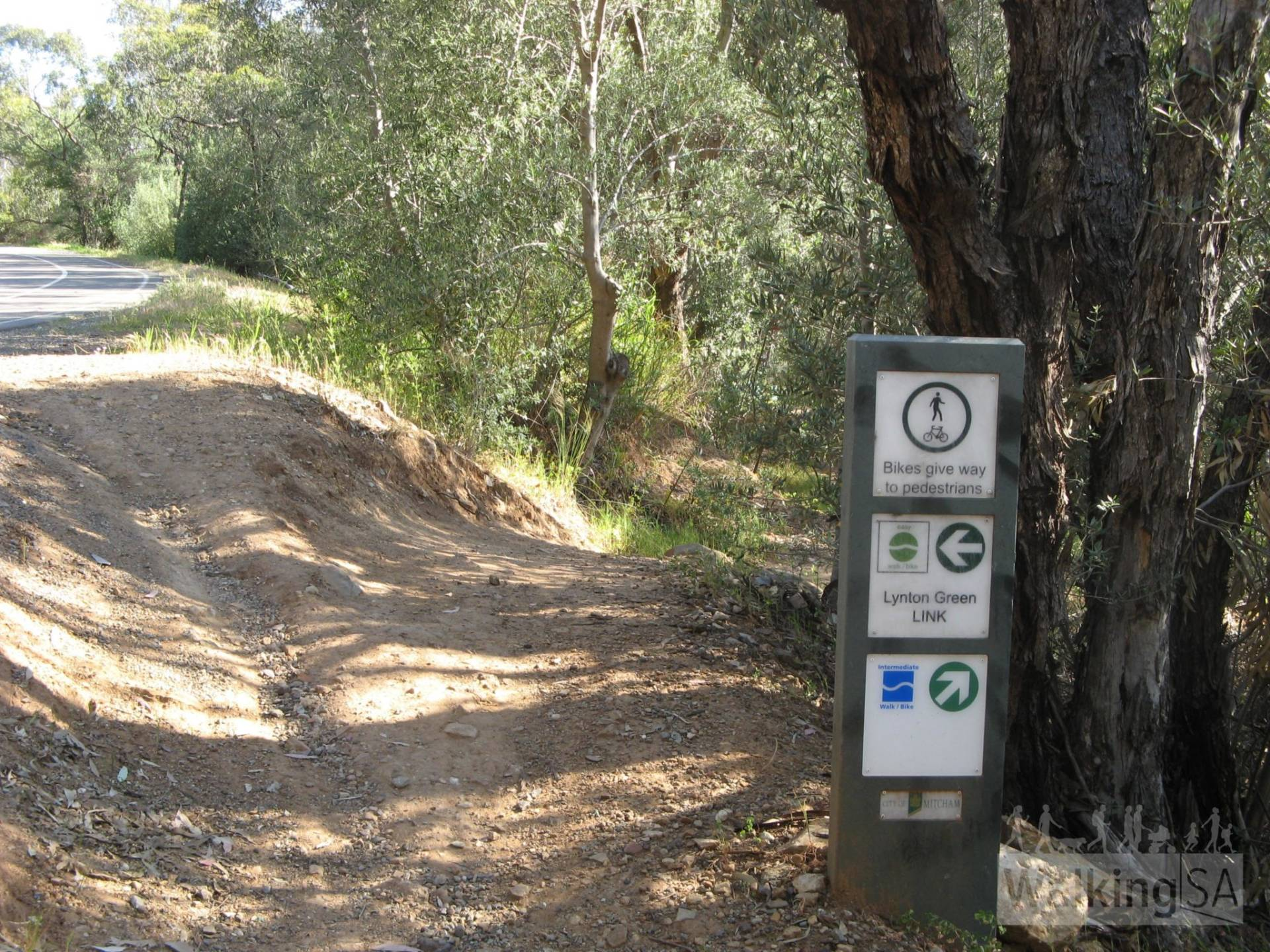 Lynton Reserve and Sleeps Hill Reserve Circuit