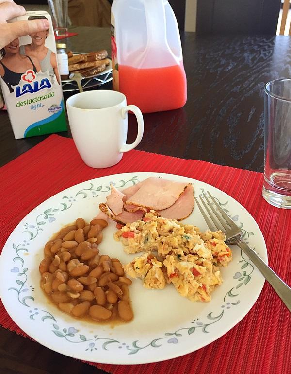 Desayuno - Celaya, Mexico