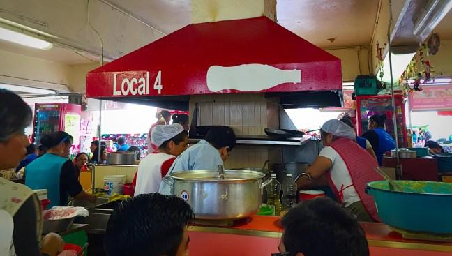 Cocinas Economicas de Gavira - Guanajuato, Mexico