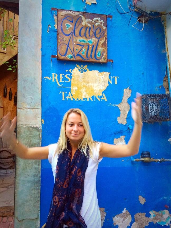 Clave Azul - Drinking in Guanajuato
