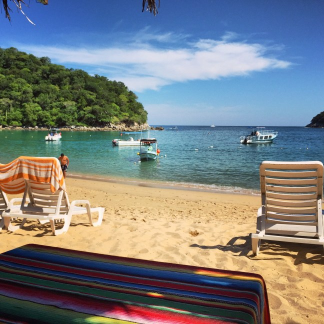 Playa Maguey - Beaches of Huatulco