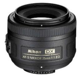 Nikon 35 mm Lens