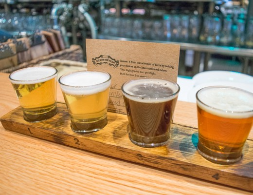 A DIY Brewery Tour in Asheville, More Eating, and the 1889 Whitegate Inn - Trailing Rachel